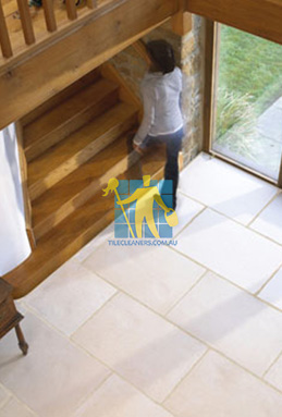 limestone tiles indoor tuscany Gold Coast cleaning
